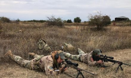 Nebraska state senator's two-man team takes first place in international sniper competition