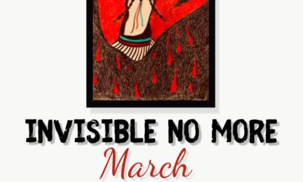 Invisible No More March