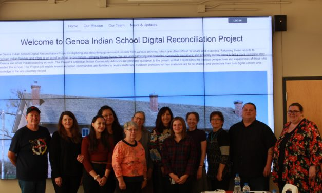 Genoa Digitizing Project Community Advisory Board Meets