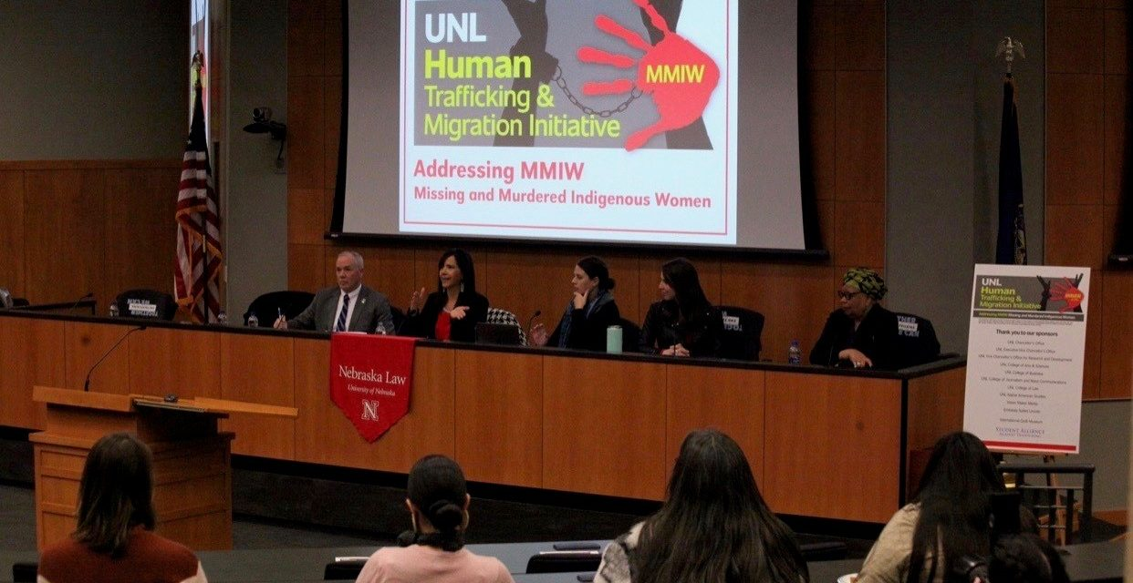 UNL Human Trafficking and Migration Initiative Panel