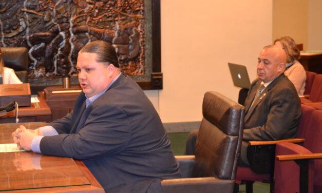 LB 937 Flag Bill Committee Hearing