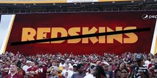 Tribal Reaction to Washington Redskins' Name Change