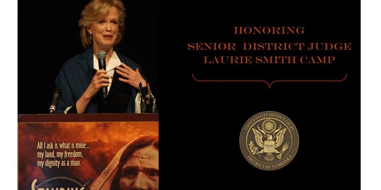 Indian Commission Honors Passing of Judge Laurie Smith-Camp