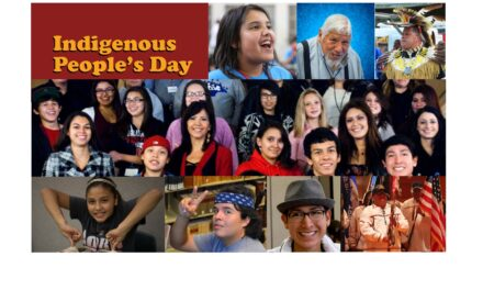 NCIA Celebrates Passage of Indigenous People's Day Legislation