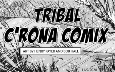 Tribal C'rona Comix