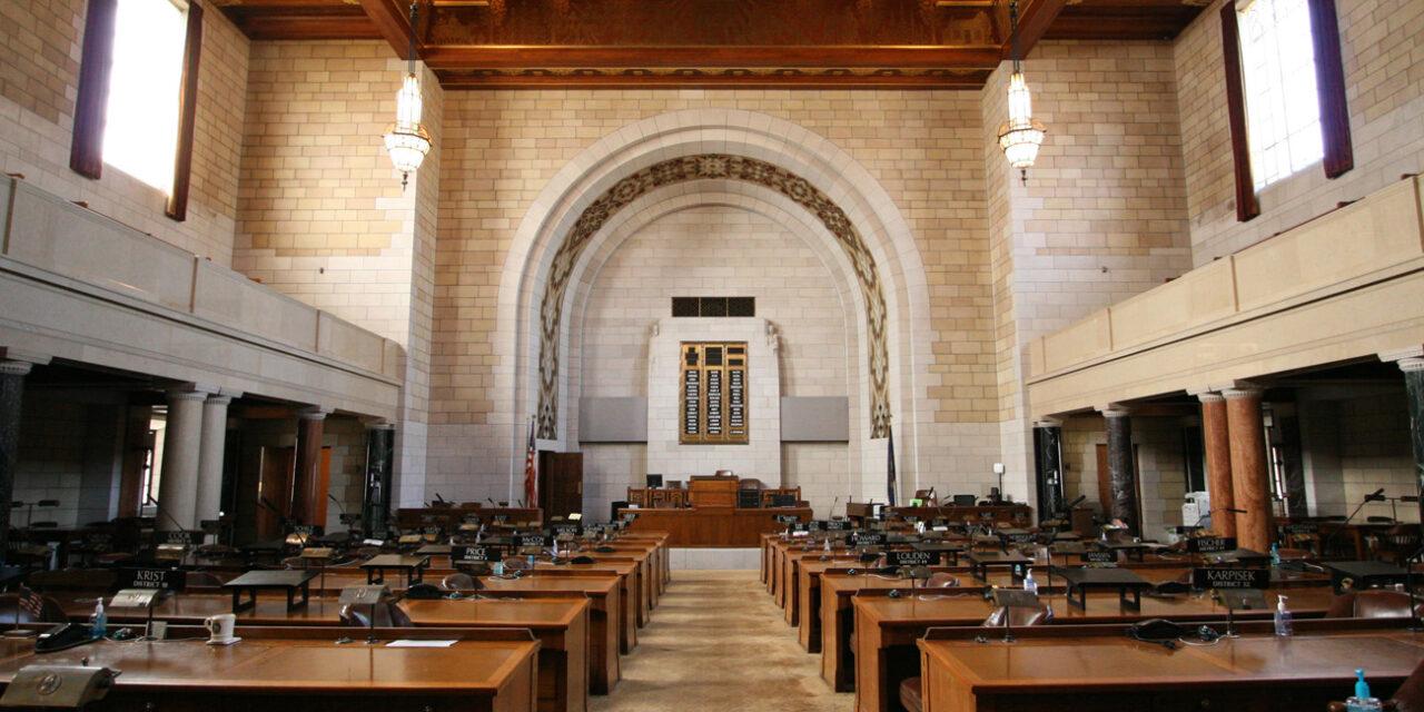 Nebraska's 107th Legislative Session ends another week