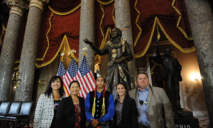 Historic Confirmation of Debra Haaland as Secretary of the U.S. Department of the Interior