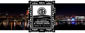 NIEA 2021 Annual Convention and Trade Show @ Omaha Convention Center