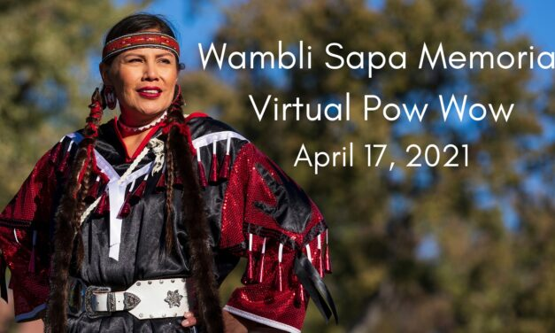 2021 UNO Wambli Sapa Memorial Virtual Pow Wow