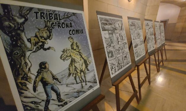 Day Three of the Capitol's World of Viruses Display