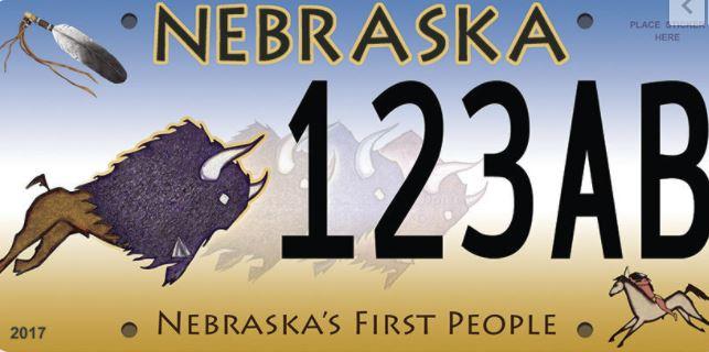 Native License Plates Begin Having Impact