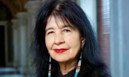 'Poet Warrior' Joy Harjo Wants Native Peoples To Be Seen As Human
